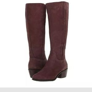 Lucky Brand Iscah Wide Calf Fashion Boots